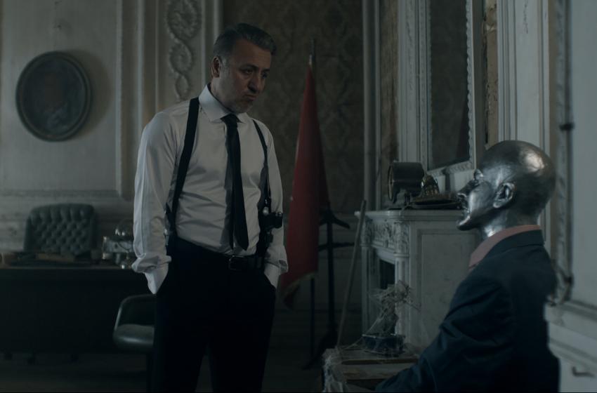 'Sen Ben Lenin', Dünya Prömiyerini 43. Moskova Film Festivali'nde Yapıyor