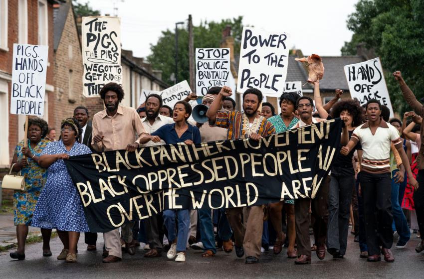 Small Axe: Irkçılığın İngiliz Yüzü