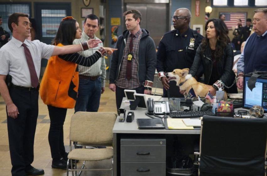 'Brooklyn Nine-Nine' Final Sezonu Ne Zaman Başlıyor?