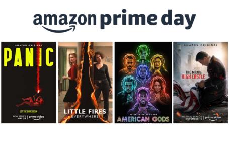 Amazon Prime Video'da İzleyebileceğiniz Roman Uyarlaması Yapımlar