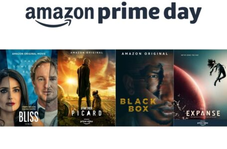 Amazon Prime Video'da İzleyebileceğiniz Bilimkurgu-Fantastik Yapımlar