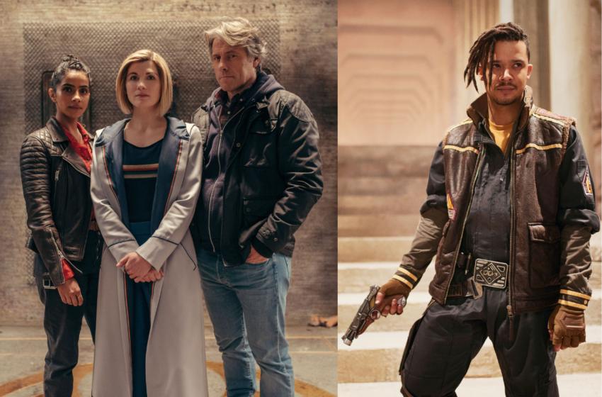 Jacob Anderson, 'Doctor Who'nun 13. Sezonuna Katılıyor