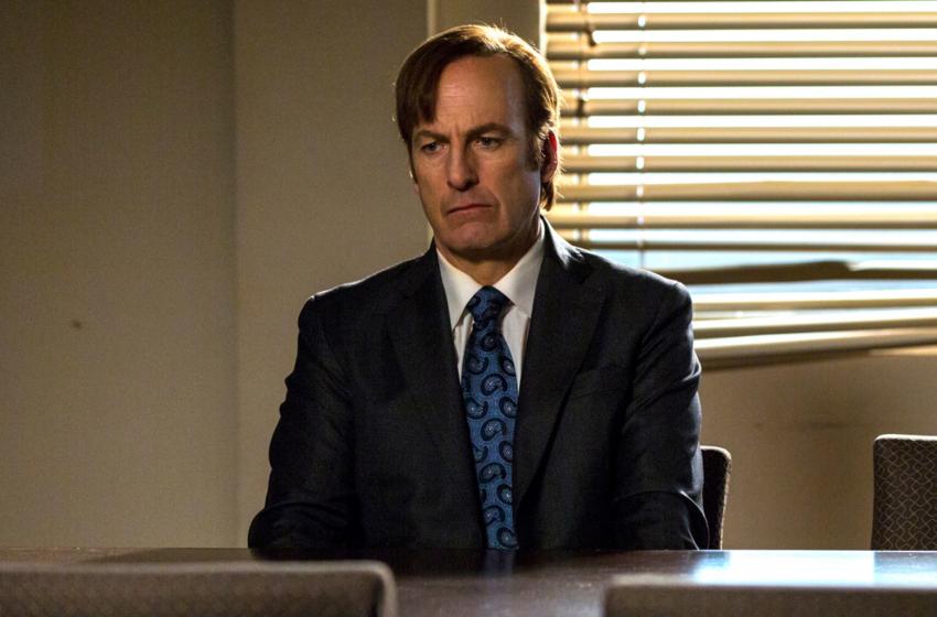 Bob Odenkirk, 'Better Call Saul' Setinde Bayıldı