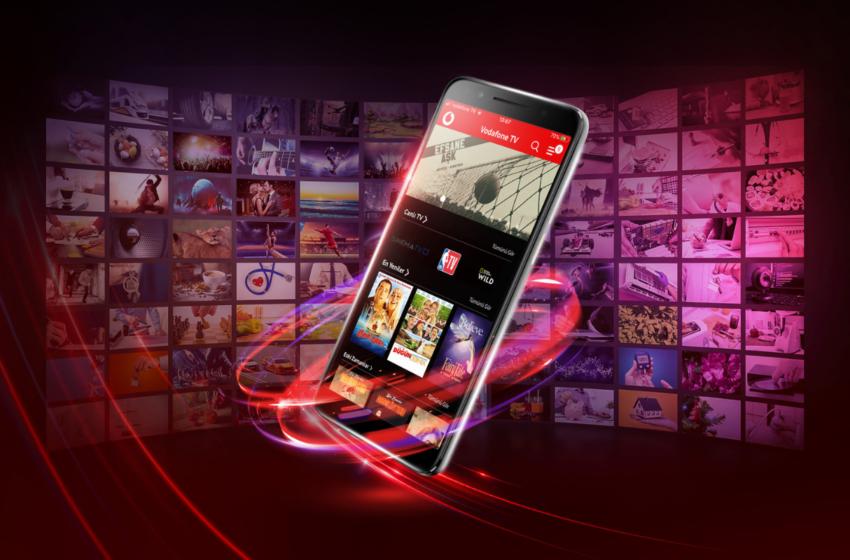 Vodafone TV: Ağustos'a Özel Yeni İçerikler