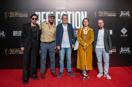 Uluslararası Ödüllü Film Akis'in (Reflection) İlk Gösterimi Altın Koza'da Gerçekleşti