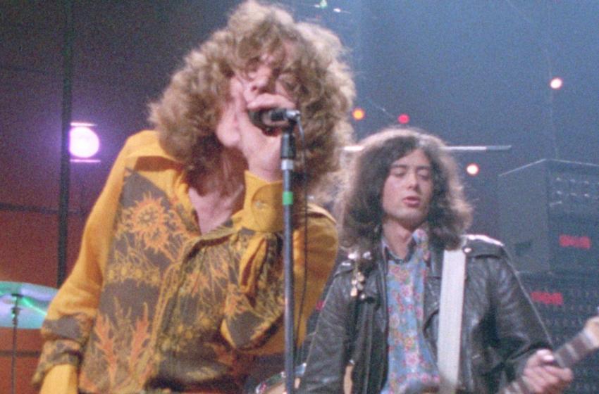 'Becoming Led Zeppelin' Belgeselinden İlk Fragman