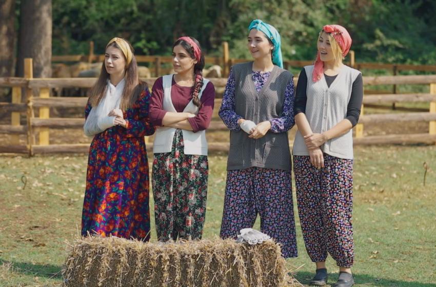 Bizim Köyün Kızları