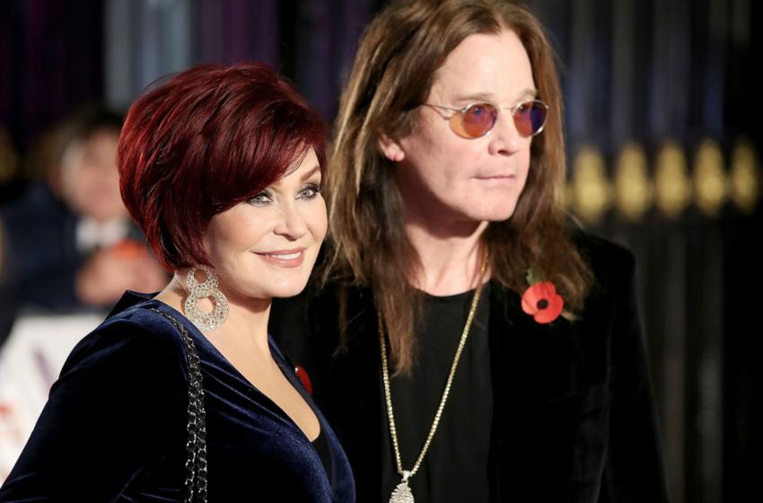 Ozzy ve Sharon Osbourne Çiftinin İlişkisi Film Oluyor