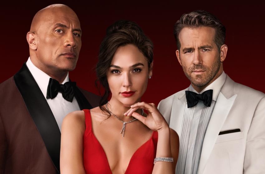Red Notice Filminin Afişi ve Fragmanı Paylaşıldı