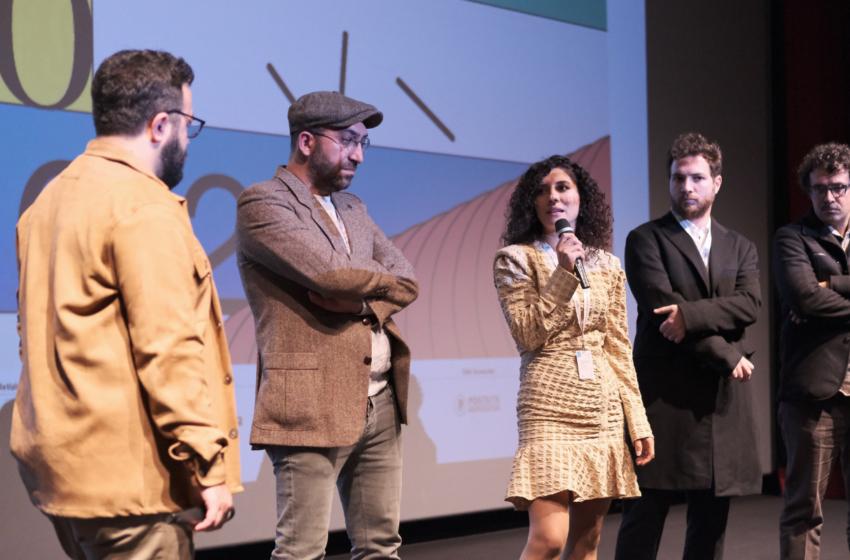 Okul Tıraşı Ekibi, 9. Boğaziçi Film Festivali'nde İzleyicilerle Buluştu