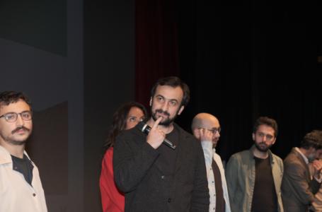 """Boğaziçi Film Festivali """"İki Şafak Arasında"""" Filminin Ekibini Ağırladı"""
